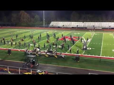 Woodford County Marching Band 2017 - MSBA Finals