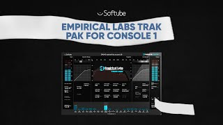 Empirical Labs Trak Pak For Console 1 – Softube
