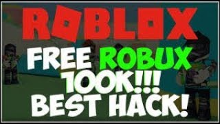 Roblox Hack | Get Unlimited Free Robux in Roblox | Best way to get free Robux in 2018