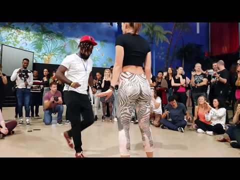 Gwany & Liliana De Lima, Dj Nice Life @ Paris Kizomba Congress 2019
