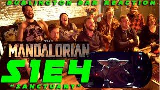 """The Mandalorian S1E4 """"Sanctuary"""" // Burlington Bar Reacts!!"""