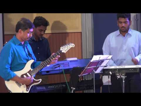 Ponneshu Thamburaan Nalloru - Instrumental - Guitar Leads by Wilson Thoppil