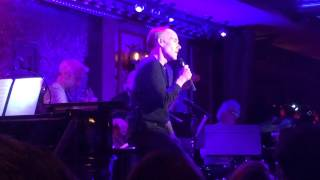 "Michael Winther sings ""Don't Let Me Be Lonely Tonight"" Live at 54 Below"