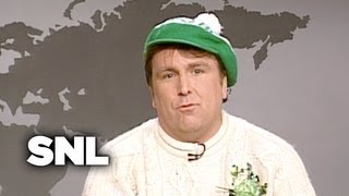 Weekend Update: Colin Quinn on St. Patrick's Day Alternatives to Drinking - SNL