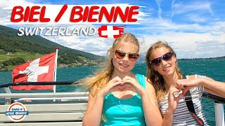 Biel/Bienne Switzerland - Discover The Heartland of Swiss Watch Making | 90+ Countries With 3 Kids