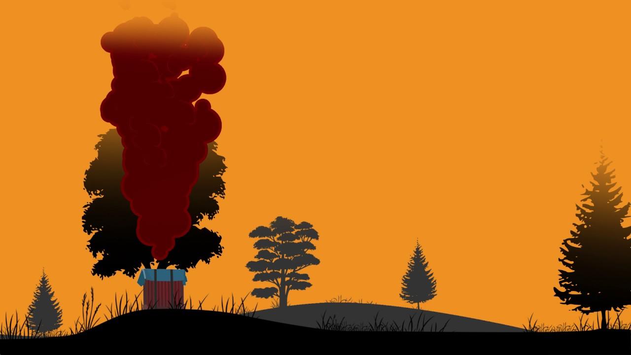 Wallpaper Airdrop Pubg: Playerunknown's Battleground Airdrop Background Loop