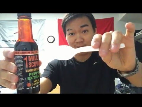 1 Million Scoville Pepper Extract!