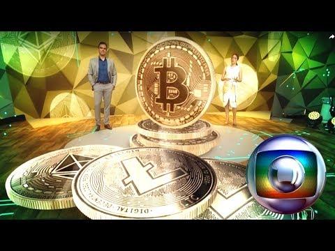 Como Funciona O Bitcoin E As Criptomoedas - Ótima Reportagem Da Rede Globo