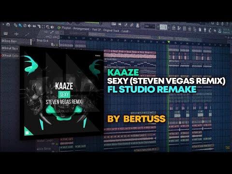 Kaaze - Sexy (Steven Vegas Remix) [FL Studio Remake + FREE FLP]