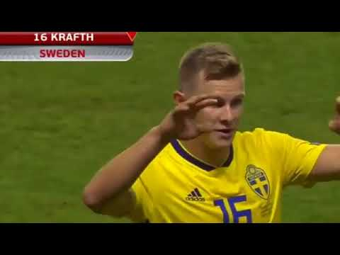Sweden vs Italy 1 0   All Goals & Highlights   World Cup Qualifiers 10 11 2017 HD