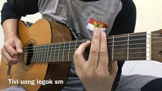 Download lagu Aku tergoda - five minutes cover