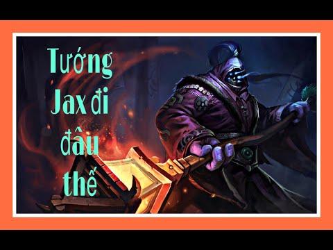 Liên Minh : Tốc chiến | Mang tướng Jax đi loăng quăng và cái kết ai cũng biết | VTA Gaming