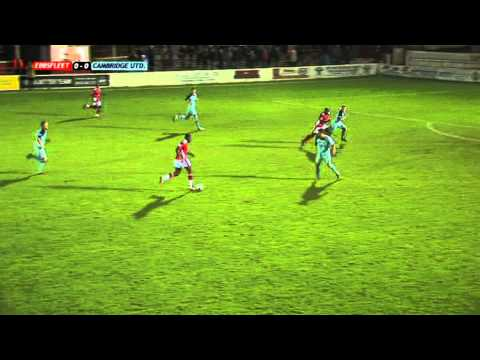 Ebbsfleet United - Cambridge United