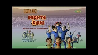 Mighty Raju - Chak De..