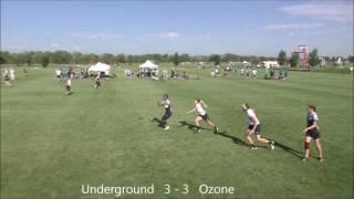 2017 PEC Underground vs Ozone Pool Play