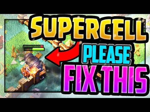 SUPERCELL, PLEASE FIX THIS! Clash Of Clans Most FRUSTRATING Issue!