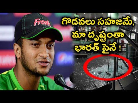 Bangladesh vs Sri Lanka fight : Controversial game win, Reactions | Oneindia Telugu