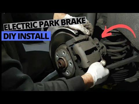 Audi Q5 2011-2018 Rear Brake Pad Replacement *ELECTRIC PARK BRAKE* Simple DIY Guide