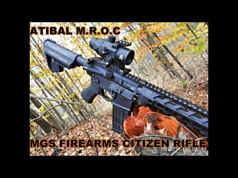 ATIBAL MROC - RANGE REVIEW with MGS Firearms CITIZEN RIFLE