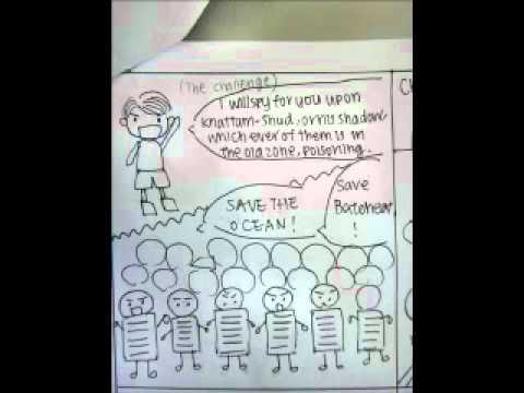 Alice's Comic Strips