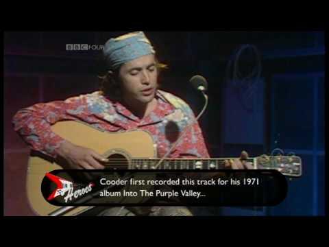 Ry Cooder - Vigilante Man (live) 1973