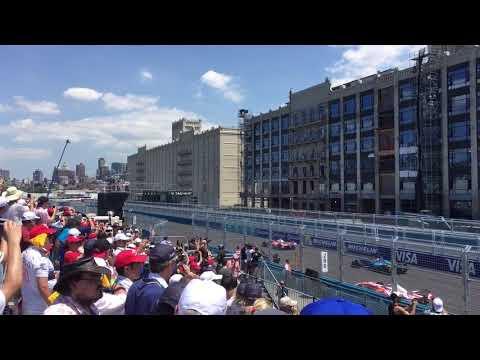 Formula E - New York E Prix - Race 2 - Sunday 2017-07-16