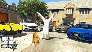 REAL LIFE MOD! PRINZ VON DUBAI!
