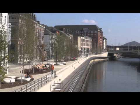 Balade urbaine à Charleroi