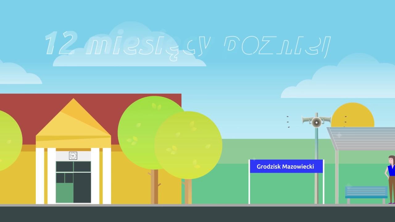 O Tomku, co jeździ koleją – animacja