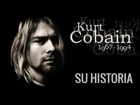 Documental de Kurt Cobain de Nirvana Biografía Historia Español