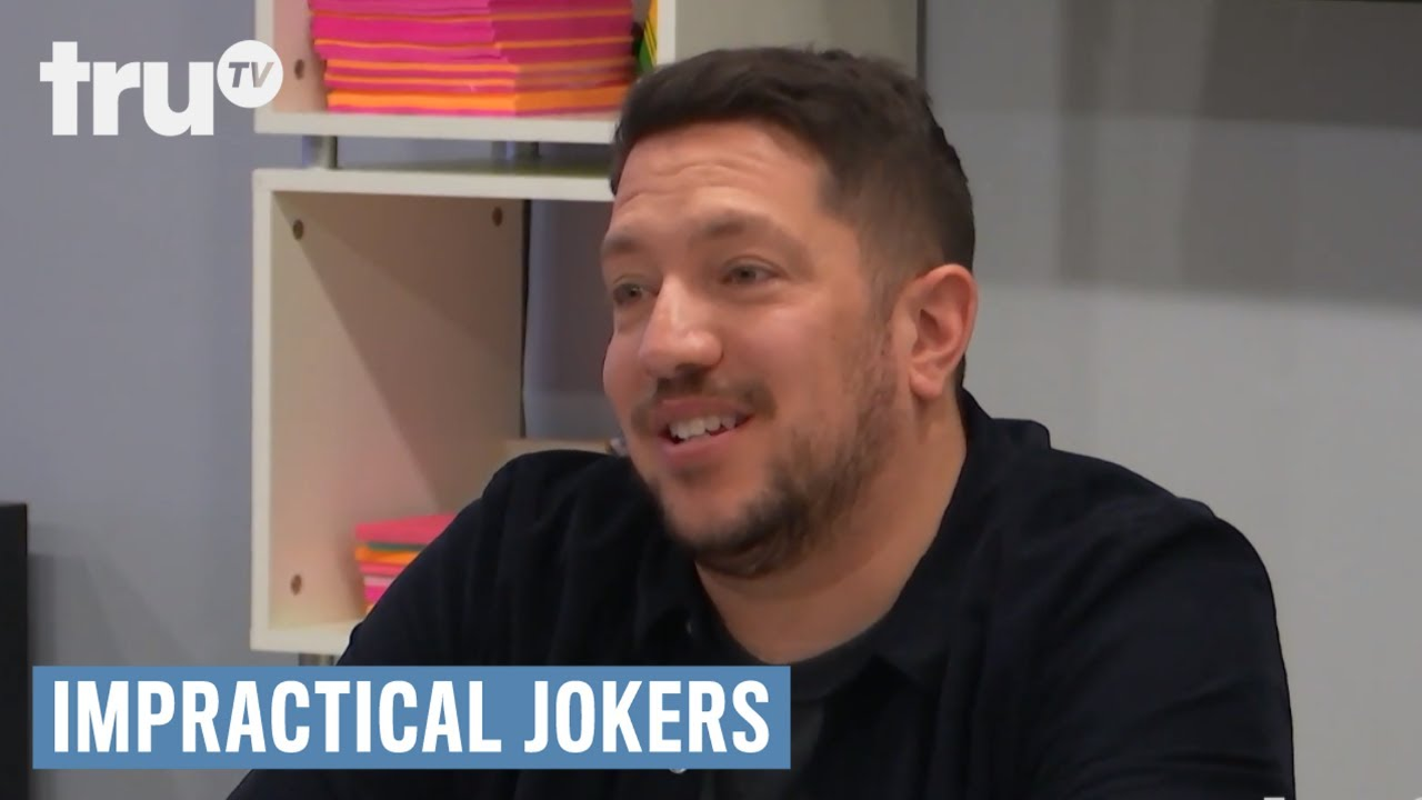 Impractical Jokers - Giant Cannoli X-ray (Deleted Scene) | truTV