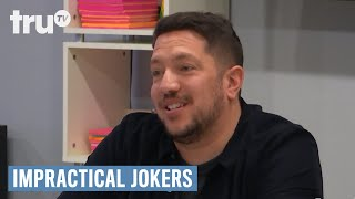 Impractical Jokers - Giant Cannoli X-ray (Deleted Scene) | truTV