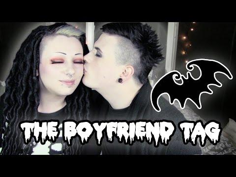 THE BOYFRIEND TAG!  | Toxic Tears