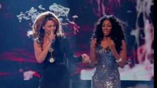 X factor 2008 Live Final Song 2 Alexandra with Beyonce Full video (HD)
