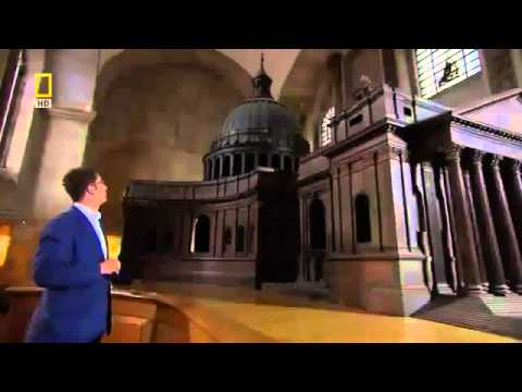Ancient MegaStructures   St  Paul's Cathedral Documentary en