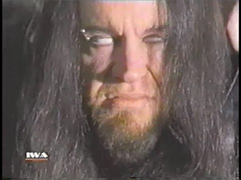 IWA: Promo Undertaker & Christmas in PR (1999)