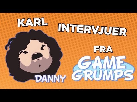 E3 Interview - Danny from Game Grumps