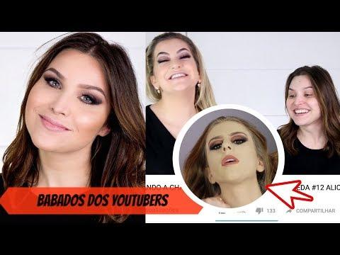 """""""NÃO QUERO A PELE DA MARI MARIA"""" Diz Lu Ferreira para Alice Salazar em maquiagem QUE FOI SÓ ELOGIOS!"""