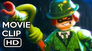 The LEGO Batman Movie Clip - Meet the Villains (2017) Will Arnett Animated Movie HD