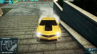 All of the Cars in NFS Most Wanted 2012 Full HD