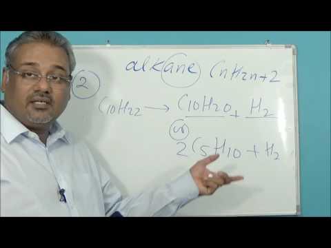 IGCSE ORGANIC CHEMISTRY