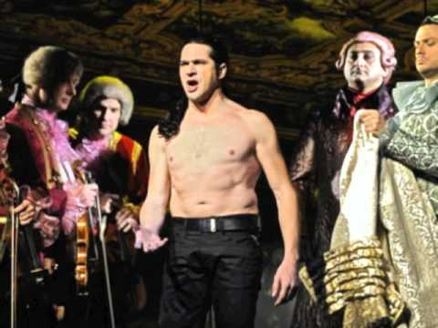 Interview with Ildebrando D'Arcangelo - the roles of 'Don Giovanni' by Mozart