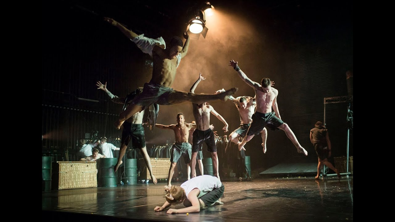 a review of the theater version of lord of the flies