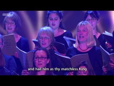 BBC Songs of Praise, Birmingham   BBC One (15.10.2018)