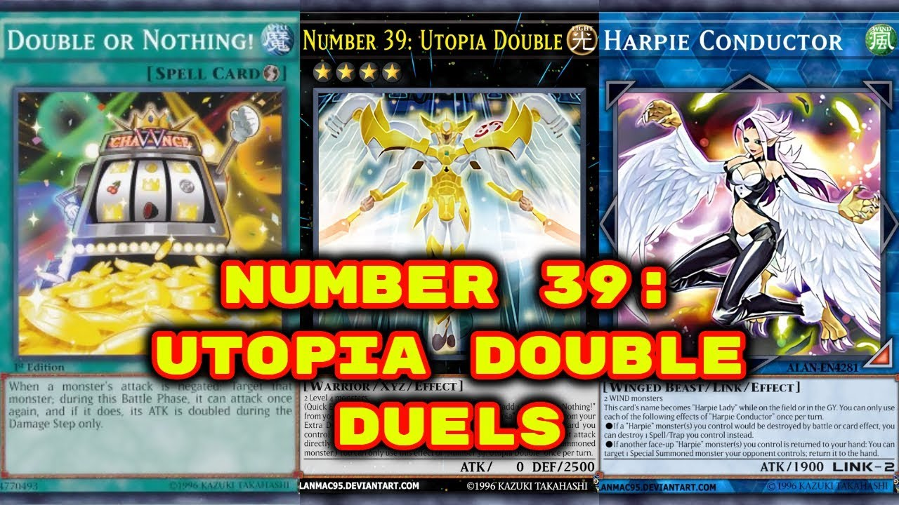 Number 39 utopia double Double Or Nothing
