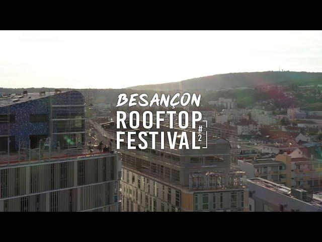 Sorg & Napoleon Maddox - Live @ Besançon Rooftop Festival 2020