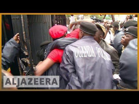 🇺🇬 Uganda social media tax: Activists arrested during protests | Al Jazeera English