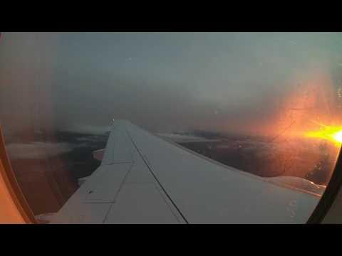 Brussels Sukhoi Superjet TXL-BRU Full Flight