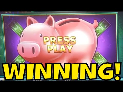 WINNING On PIGGY BANKIN' With SLOT TITAN!