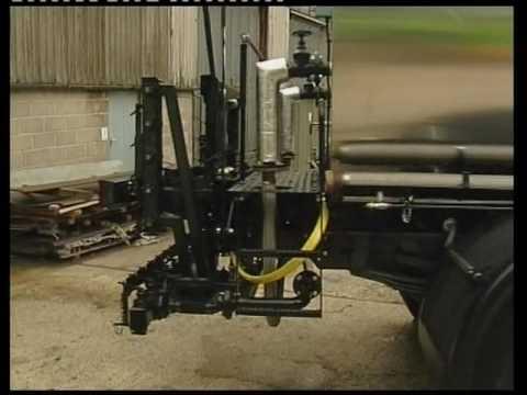 Phoenix FC Bitumen Distributor